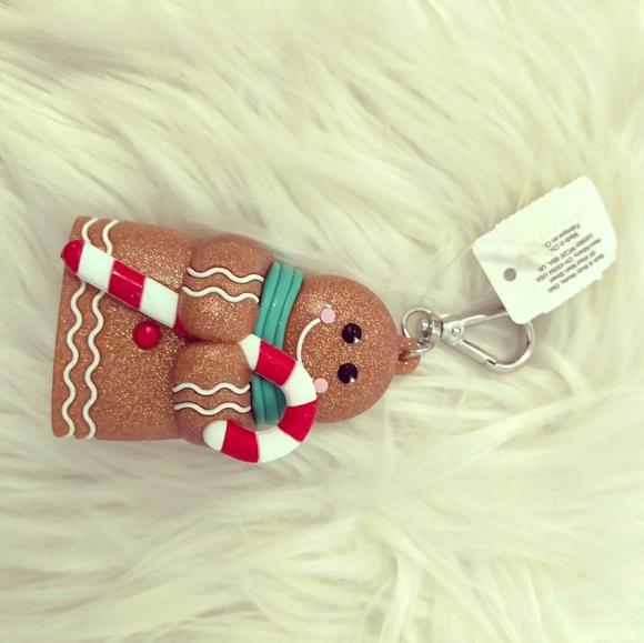Bbw gingerbread man pocketbac holder